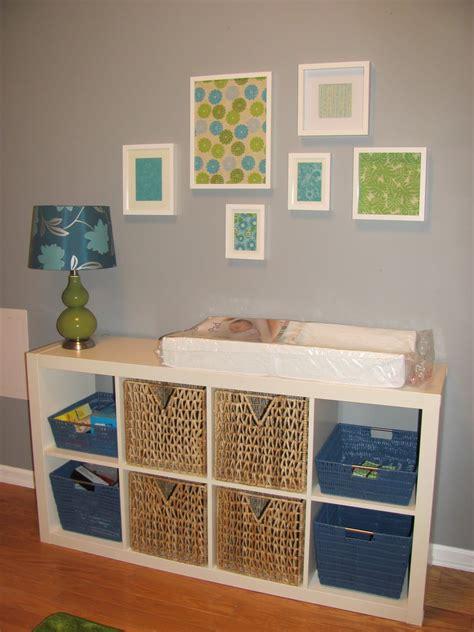 love  ikea shelf  changing table nursery church