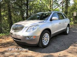2011 Buick Enclave Battery Location