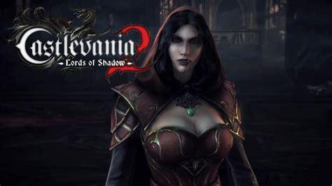Castlevania Lords Of Shadow 2 Gabriel Vs Carmilla