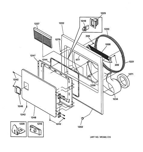 diagram miele dishwasher parts diagram