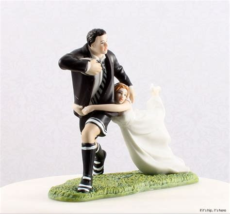 wtf wedding cake toppers   buy