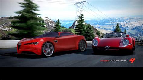 alfa romeo stradale design concept imagined