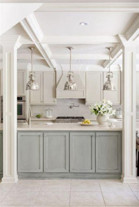 2 tone two tone kitchen cabinets simplifying remodeling two tone cabinet finishes