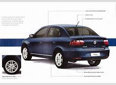 2016 VW Voyage brochure