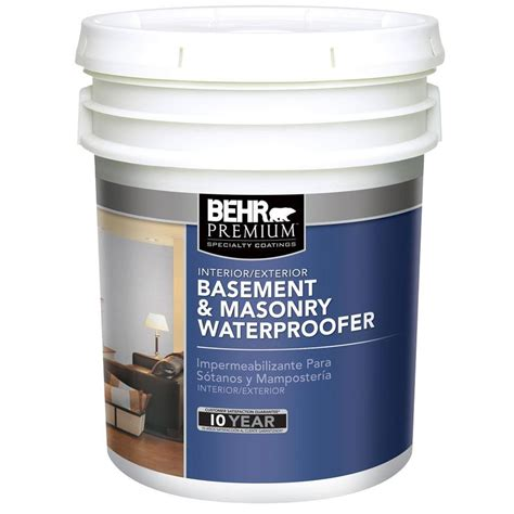 outdoor brick paint behr premium 5 gal basement and masonry interior exterior