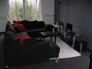 revgercom mur de salon gris idee inspirante pour la With sol gris quelle couleur pour les murs 4 le gris anthracite en 45 photos dinterieur