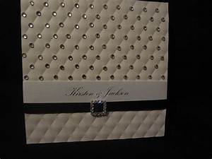 42 best images about bling wedding invitations on for Black and white bling wedding invitations