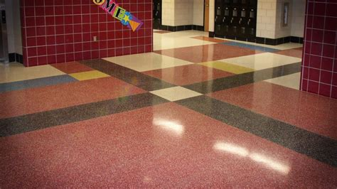 terrazzo flooring high gloss sealer for terrazzo flooring covertec products