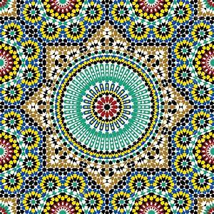 Arabic, Tiles