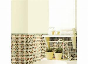 Tapete Für Badezimmer : tapete selbstklebend mosaik fliesen bunt fliesentapete ~ Watch28wear.com Haus und Dekorationen