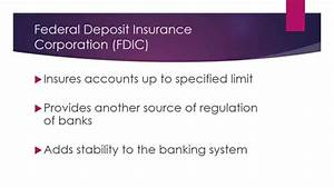 Federal Deposit Insurance Corporation FDIC - YouTube