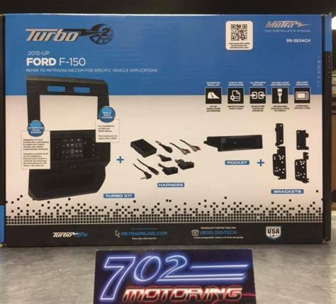 metra  ch   ford   double din dash kit