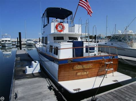 Bay Boats For Sale Ta by Used Aft Cabin Boats For Sale Boats