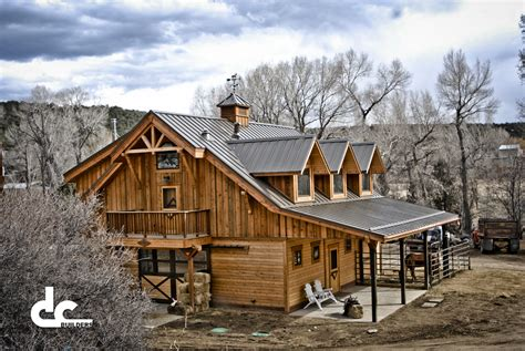 barns with living quarters now this is a barn home that can make you want to leave