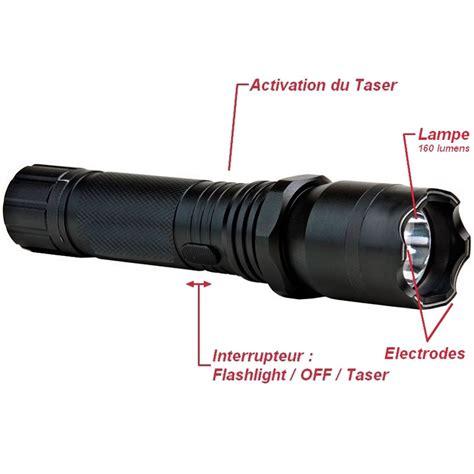 Le Torche Taser Type 1101 by Shocker 233 Lectrique Le Torche Led En Aluminium 1 1