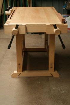 woodworking workbench plans  essential workbench