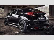 2014 Honda Civic Black Edition Wallpapers and HD Images