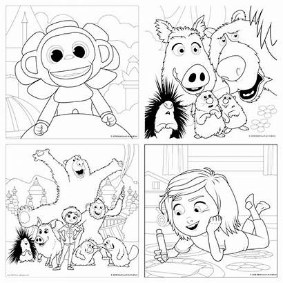 Wonder Coloring Park Pages Thereviewwire Activity Colouring