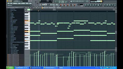 tutorial     rnb piano beat fl studio  part