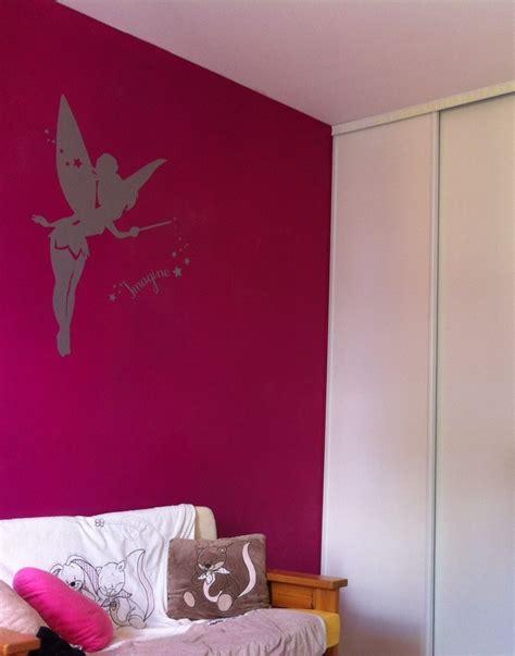 peinture mur de chambre peinture chambre fille decoration maison peinture