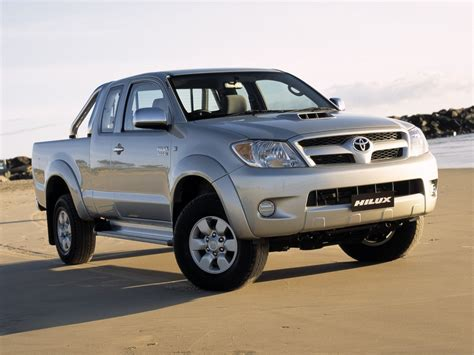 Toyota Hilux Picture by 2007 Toyota Hilux Pictures Cargurus