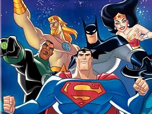 Justice League Wallpapers - Cartoon Wallpapers