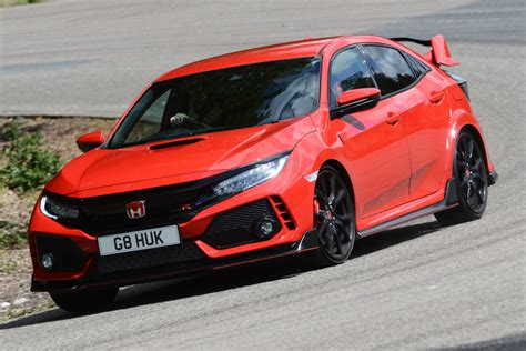 Type R by New Honda Civic Type R 2017 Review Auto Express