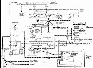 Ford Thunderbird Chassis Diagram