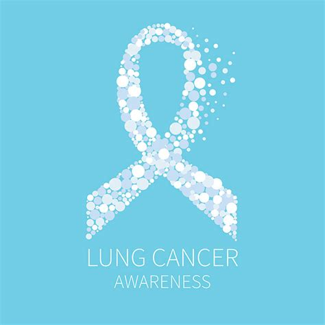 what color ribbon is for lung cancer november is lung cancer awareness month do you the