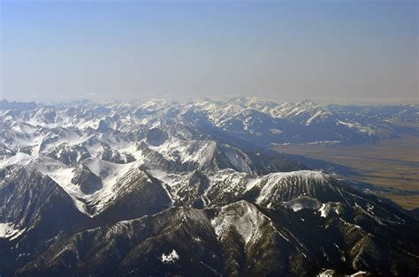 mountain ranges in list of mountain ranges in montana