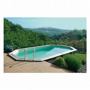 Piscine En Kit Enterrée : piscine hors sol en kit ecolo kit maison ~ Melissatoandfro.com Idées de Décoration