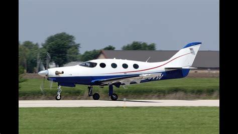 epic lt volando el turbo helice mas rapido del mundo