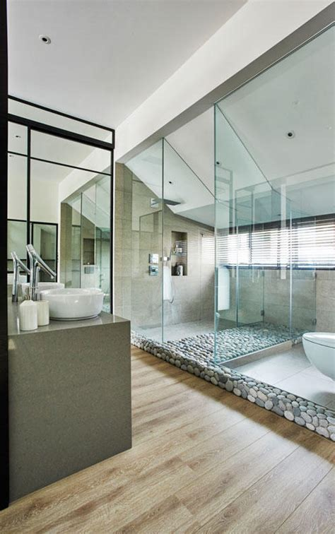 bathroom design ideas  contemporary open concept spaces home decor singapore
