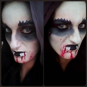 Face painting vampire   Face painting   Pinterest ...