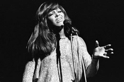 The first time, she rose to fame in the 1960s as part of the duo ike and … Tina Turner autobiography set for 2018 release | EW.com