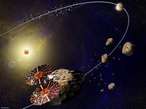 NASA announces new missions for study of asteroids - Web ...