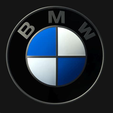 Logo 3d by Bmw Logo 3d Model Ready Max Cgtrader