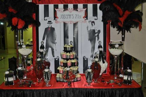 gangster  st birthday party ideas photo