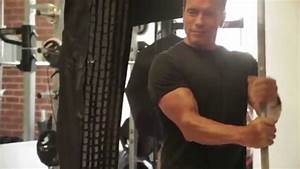 Arnold Schwarzenegger Workout Routine Muscle And Fitness ...