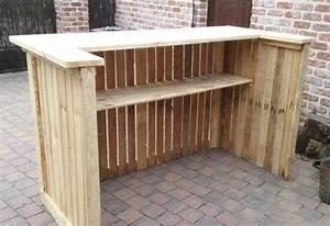 mod les bars ext rieurs en bois de palette page 2 bar With decoration exterieur pour jardin 2 cabane jardin bois