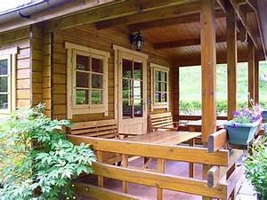 Amerikanische Holzhäuser Bauen : 1001 tolle ideen f r amerikanisches holzhaus mit veranda ~ Sanjose-hotels-ca.com Haus und Dekorationen