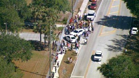 volusia county schools holds active shooter drills