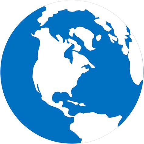globe earth map  vector graphic  pixabay