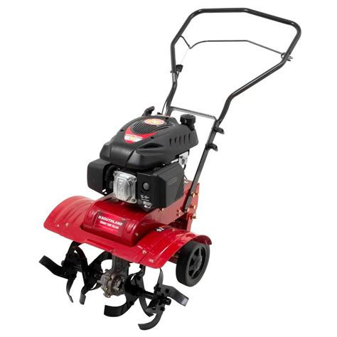 Rototiller Home Depot by Southland 11 In 139cc 4 Cycle Front Tine Gas Tiller