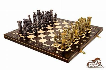 Chess Spartan Senator Weighted Chessboard Pieces источник