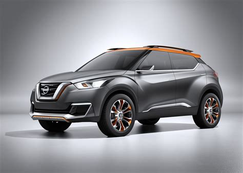 nissan kicks nissan confirms new kicks crossover will be sold globally