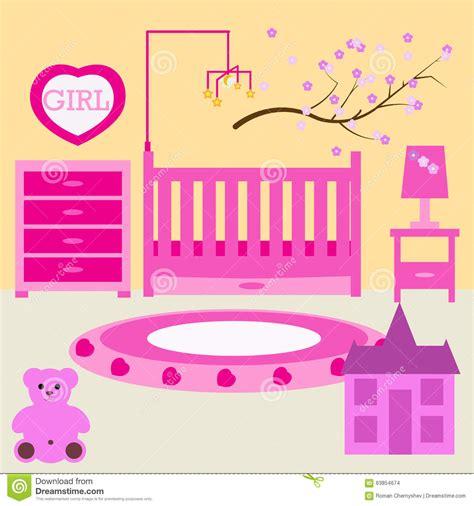 chambre à coucher bébé chambre d 39 enfant pour la fille nouveau née chambre à