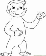 Curious George Coloring Pages Printable Cookie Sheets Cartoon Monkey Colouring Draw Birthday Bestcoloringpagesforkids Books Step Printables Crafts Wild Technology Hat sketch template