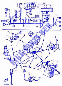 Yamaha Yzf 750 R Wiring Diagram