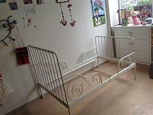 Lit Enfant Fer Forgé : customiser lit ikea evolutif fer forg table de lit ~ Teatrodelosmanantiales.com Idées de Décoration
